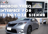 China Interfaz video del coche del interfaz de Android de la tierra de Siena de TOYOTA con 360 DVR panorámicos fábrica
