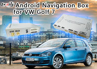 China Sistema de navegación GPS 2014-2017 del coche de VW Golf 7 (MIB) con Mirrorlink, interfaz del vídeo de Android 6,0 fábrica