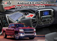 China Caja de la navegación de Android 6,0 para el interfaz video de Chevrolet Silverado con el vínculo video del espejo de WiFi del Rearview fábrica