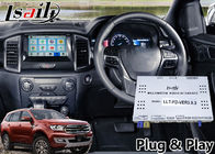 Ford Everest Android 6.0 Auto Interface para el sistema SYNC 3 incorporado en Mirrorlink WIFI Bluetooth y navegación GPS