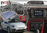 China Sistema video de Android del interfaz de la navegación GPS de Volkswagen Beetle con Google App fábrica